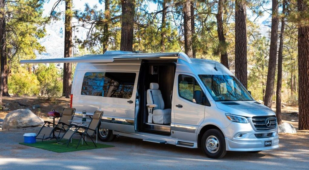luxury rvs you can purchase