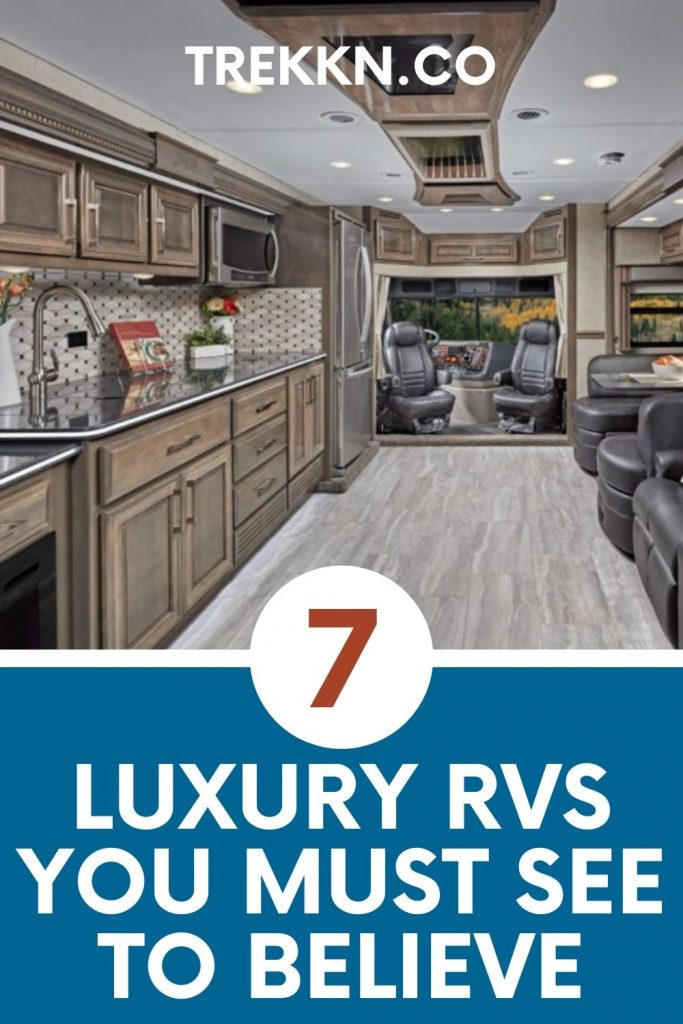 luxury rvs you have to see