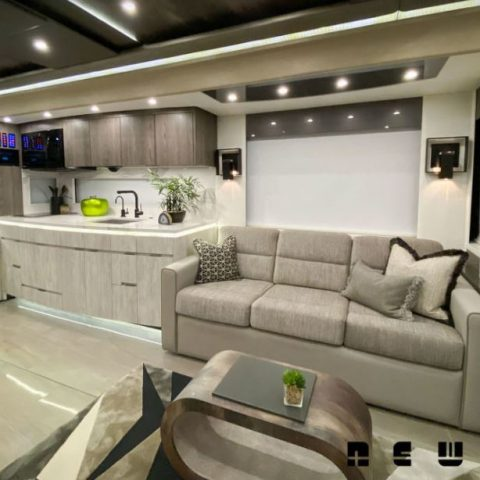 7 Luxury RVs You Must See to Believe