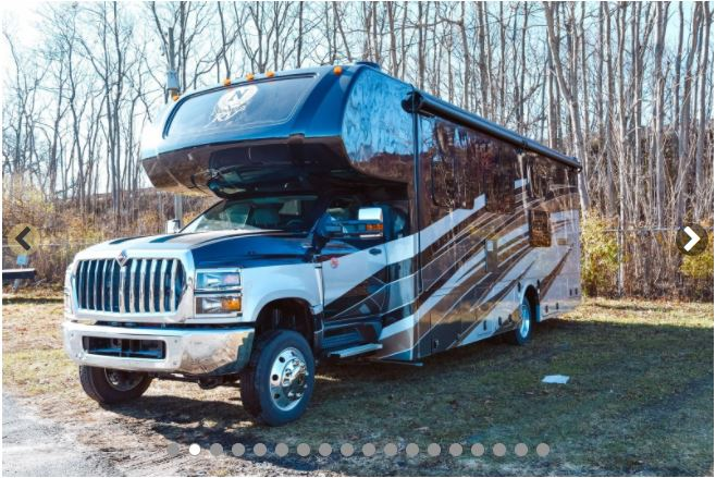 super c nexus rebel 4x4 luxury rv