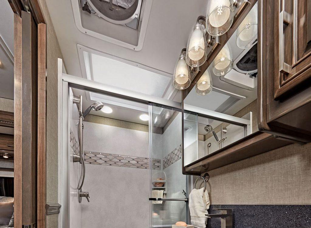 Renegade RV XL Bathroom
