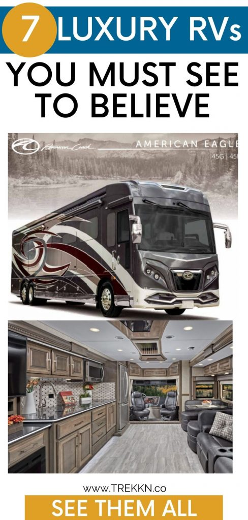 Luxury RVs you have to see to believe