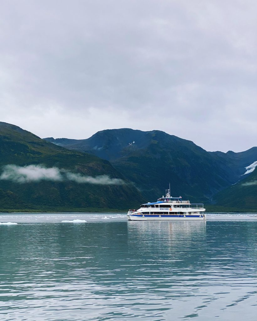 The Kenai Fjords 360 from Major Marine