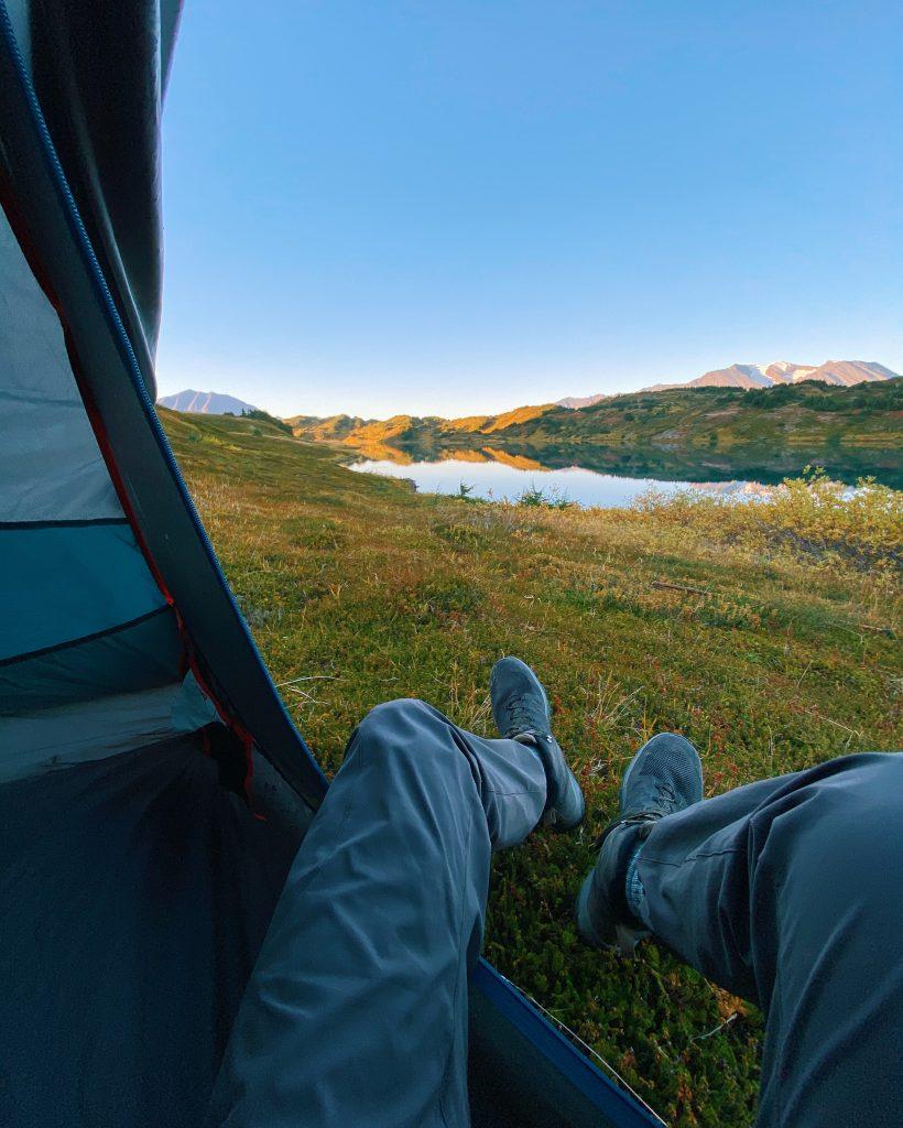 the best hiking trails near seward alaska
