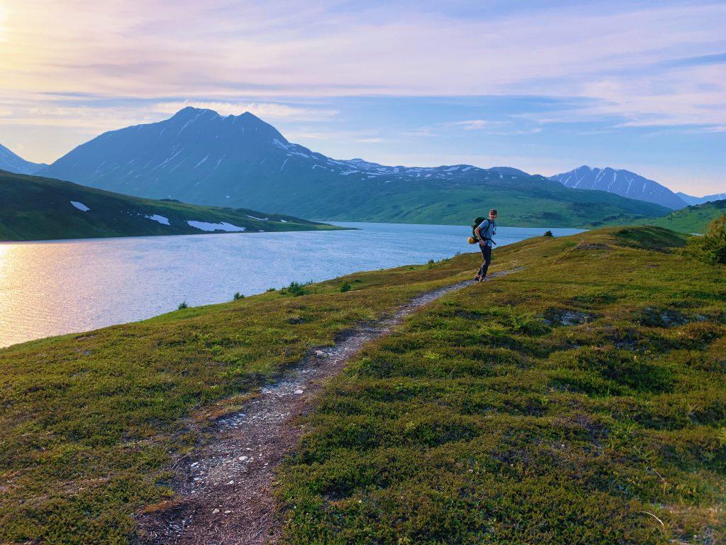 seward hiking trails
