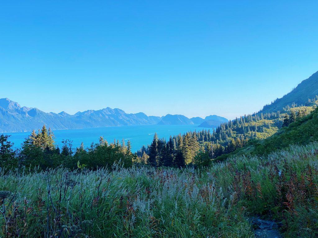 best seward alaska hikes