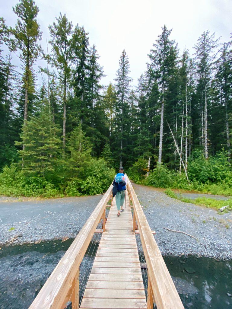 trails in seward alaska