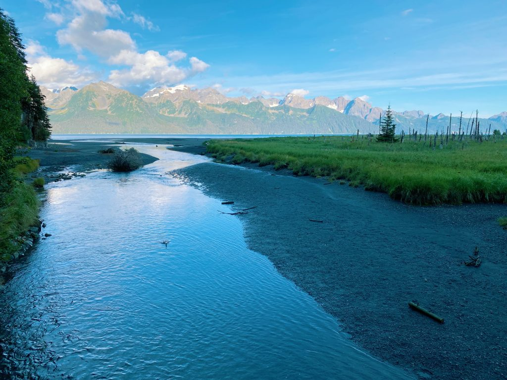 tonsina point trail alaska