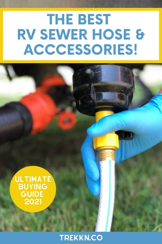 best rv sewer hose guide for 2021
