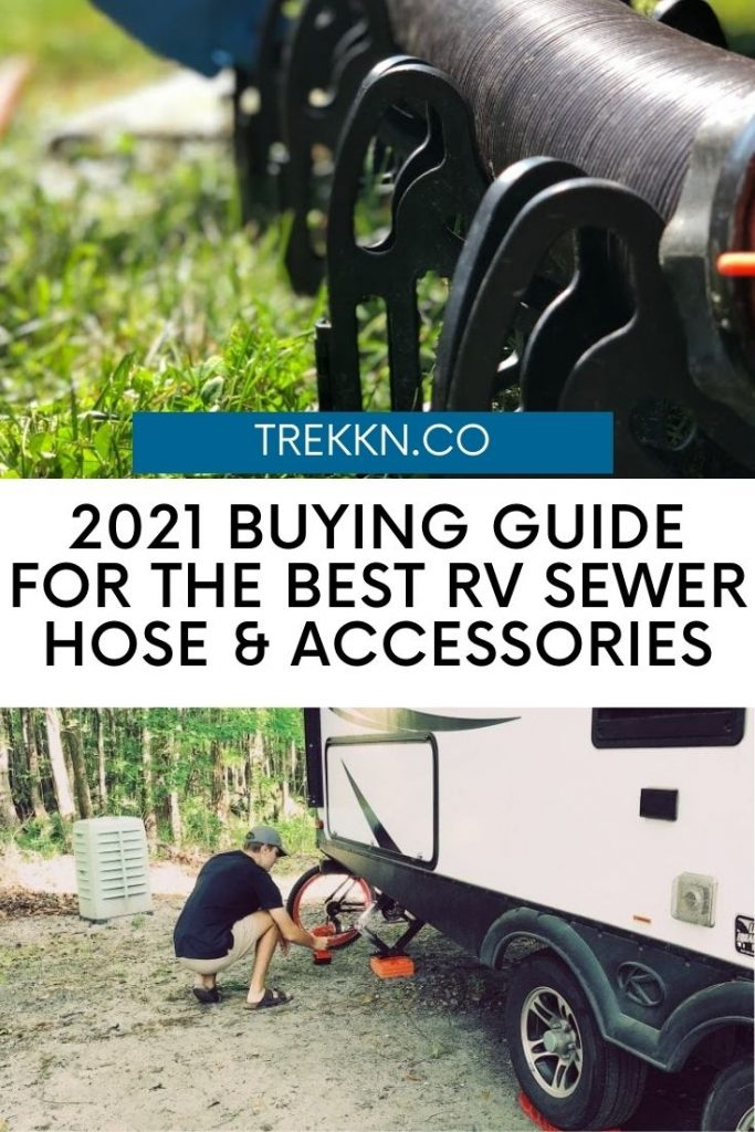 2021 buying guide for the best rv sewer hose and accessories