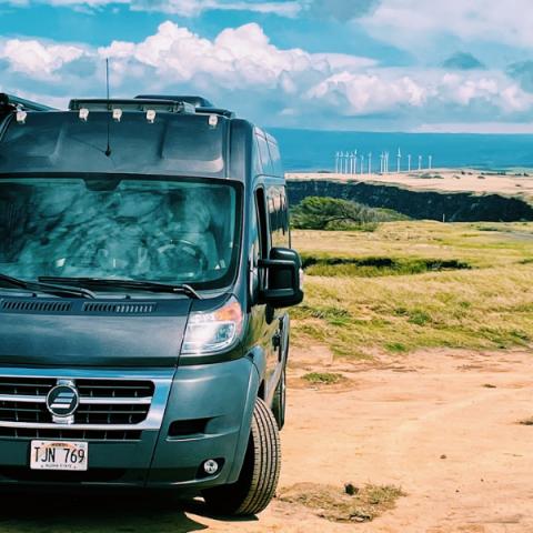 Weekend Camper Van Adventure: Big Island, Hawaii + Outdoorsy Giveaway