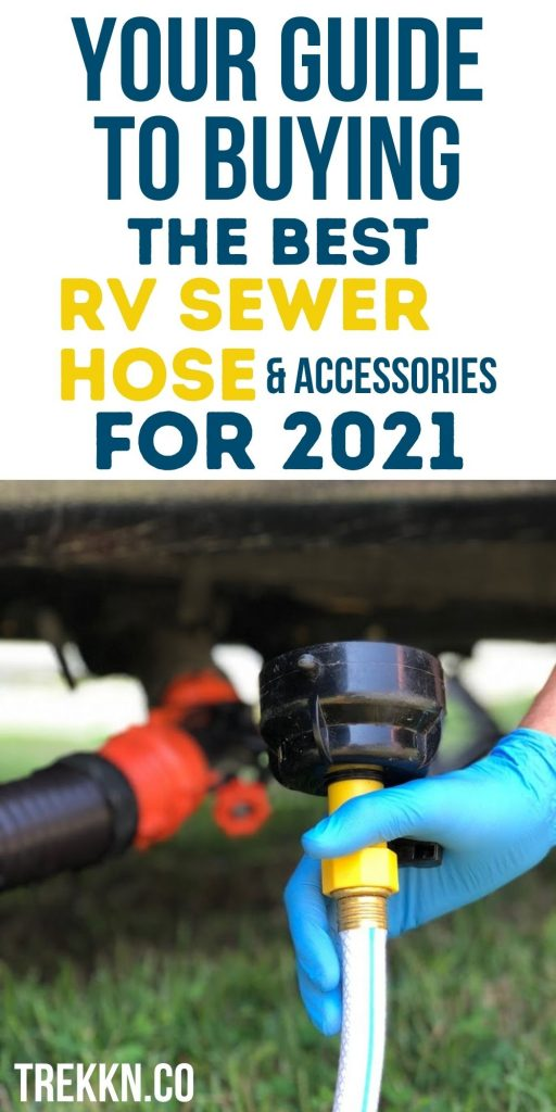your buying guide to RV sewer hoses and sewer accessories