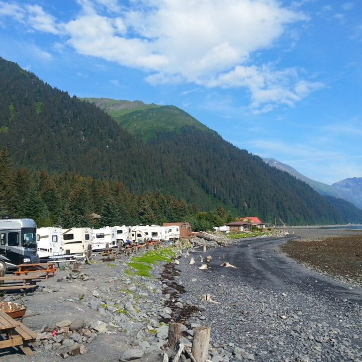 RV Parks in Seward, Alaska: An Overview of Places to Park Your Rig