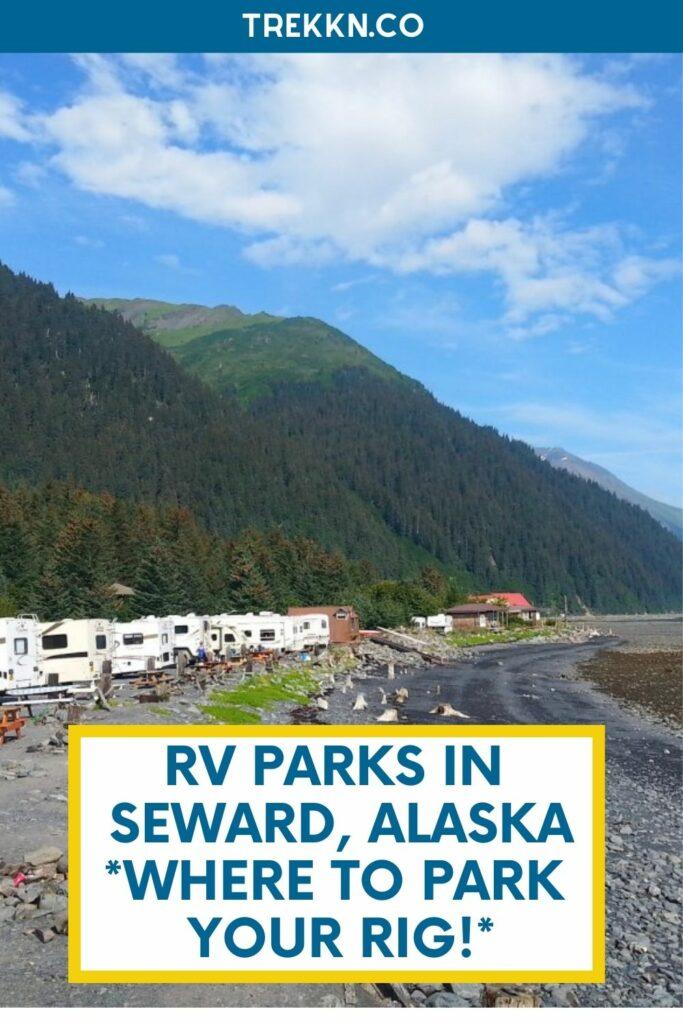 rv parks seward, alaska