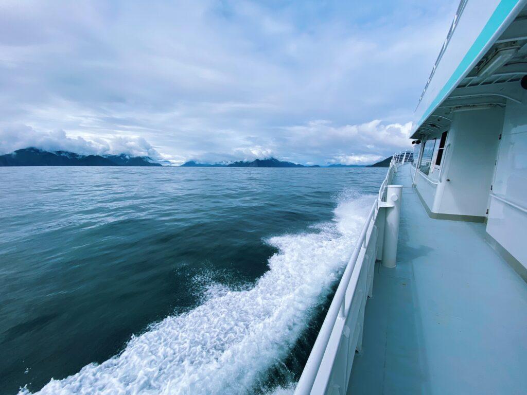boat tour in seward alaska