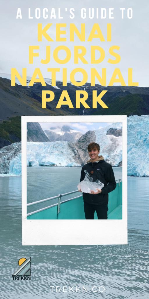 kenai fjords national park trip