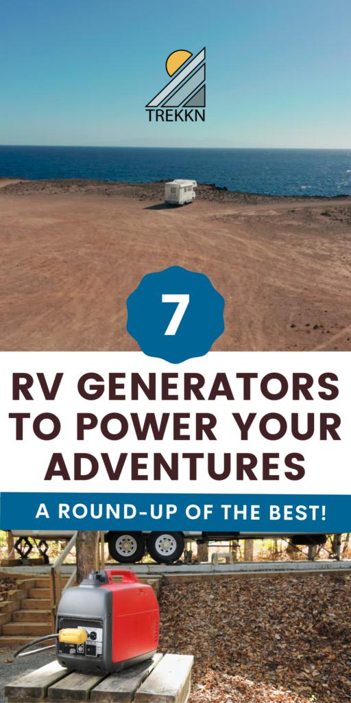 best RV generators on the market