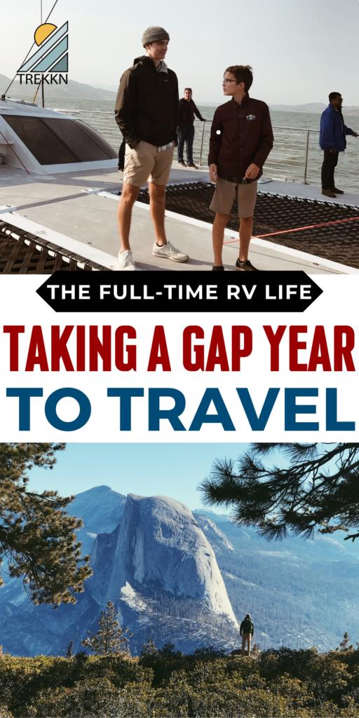 gap year travel