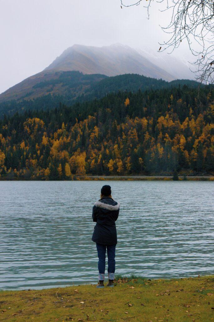 Moose Pass in Alaska