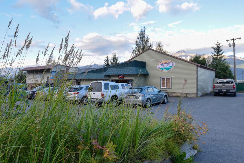 Woody's Thai Kitchen in Seward Alaska
