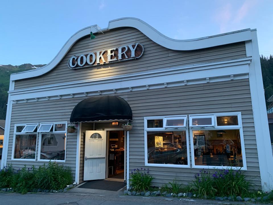The Cookery in Seward Alaska