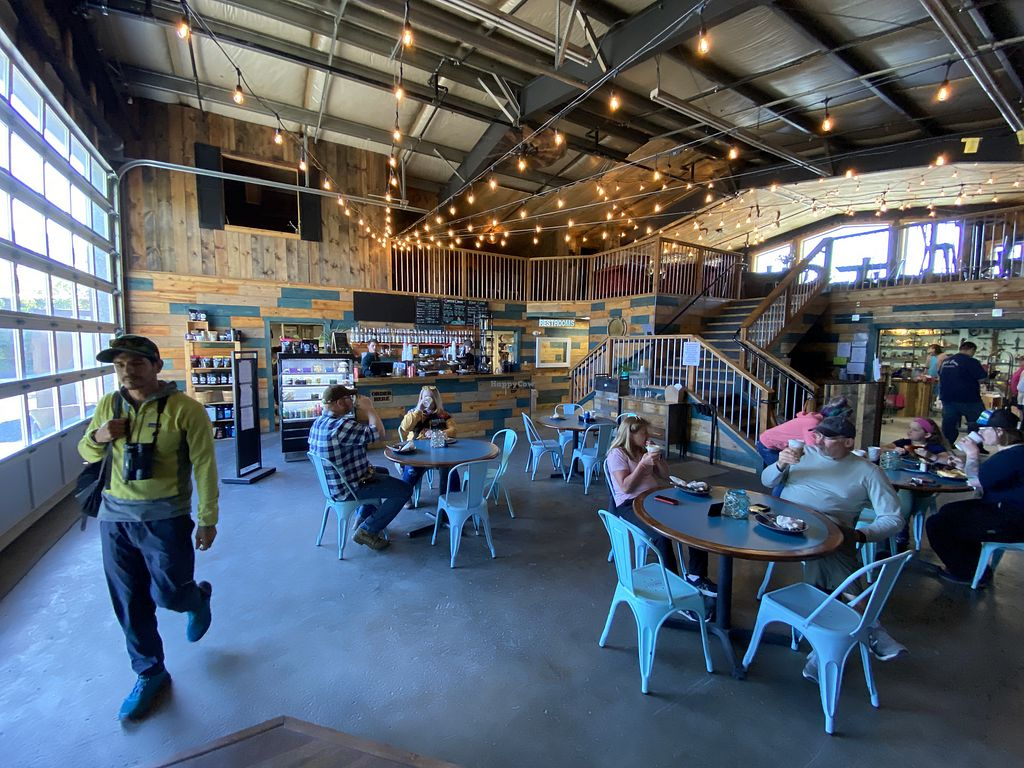 The Mermaid Grotto in Seward Alaska - the best coffee in town
