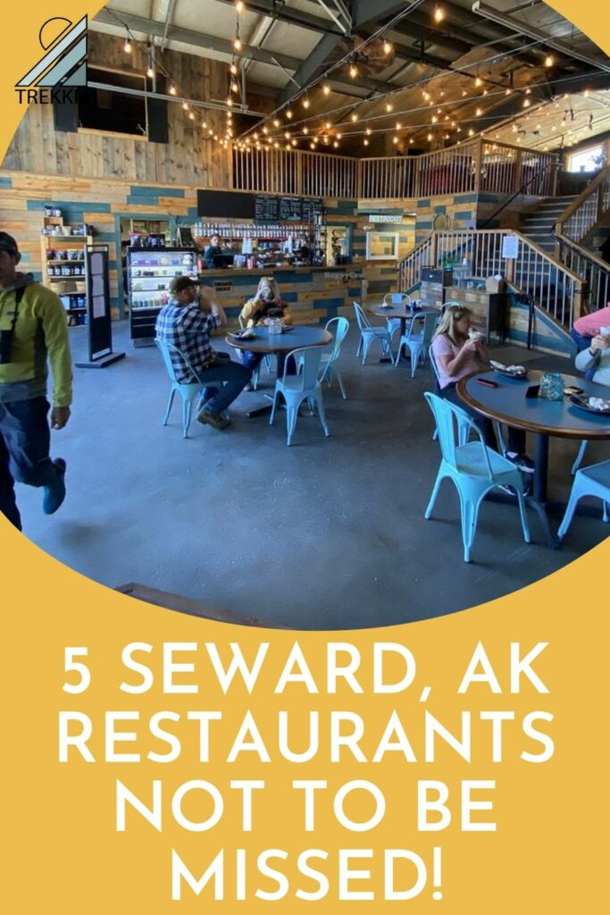 5 seward alaska restaurants you just have to try