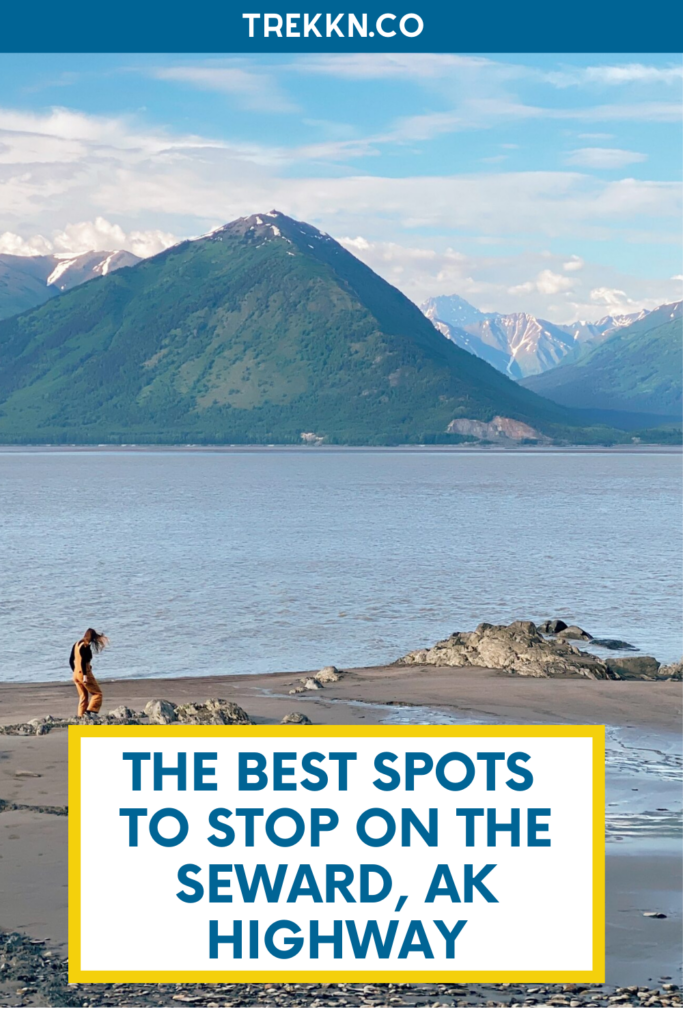 everything you need to know about the seward highway