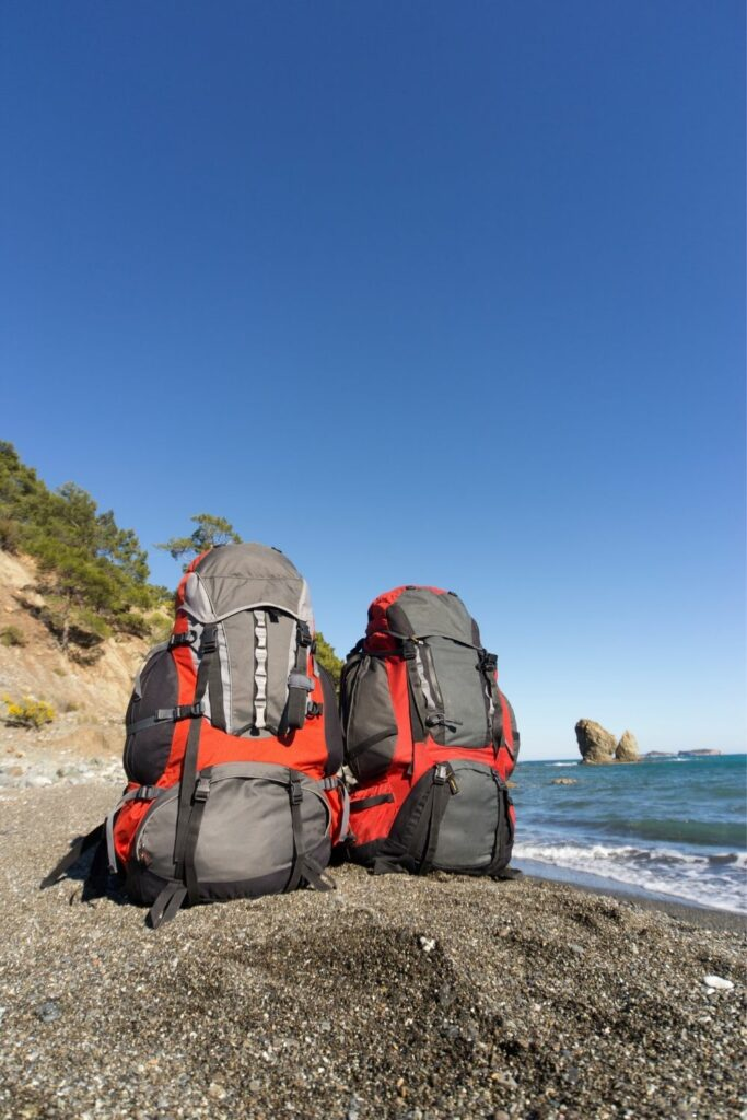 how to choose the ideal sleeping bag for backpacking