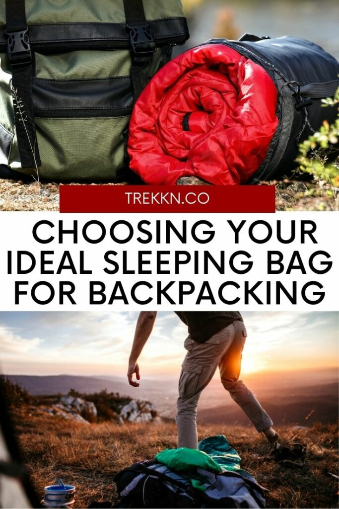 best sleeping bag for camping and backpacking