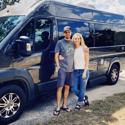 Campervan Questions Part 1: Why Did We Buy a Campervan?