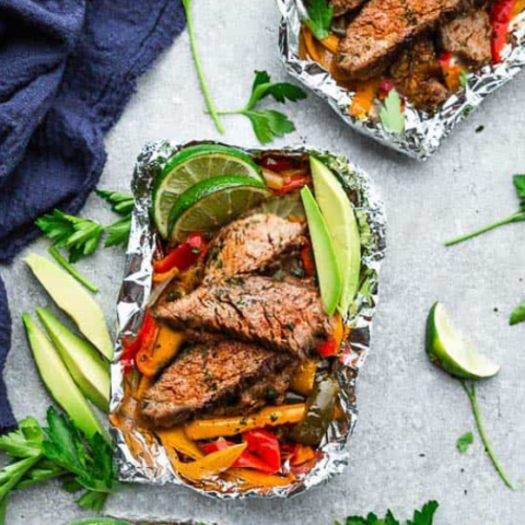 28 Foil Packet Meals for Easy RV Cooking & Camping