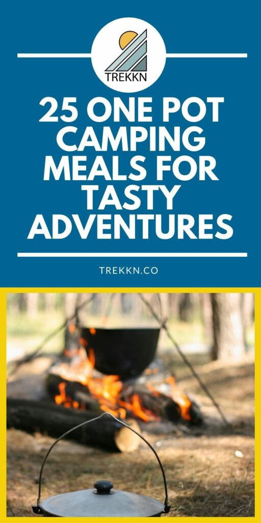 easy camping meal ideas